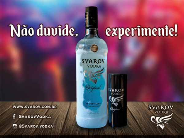 Svarov vodka