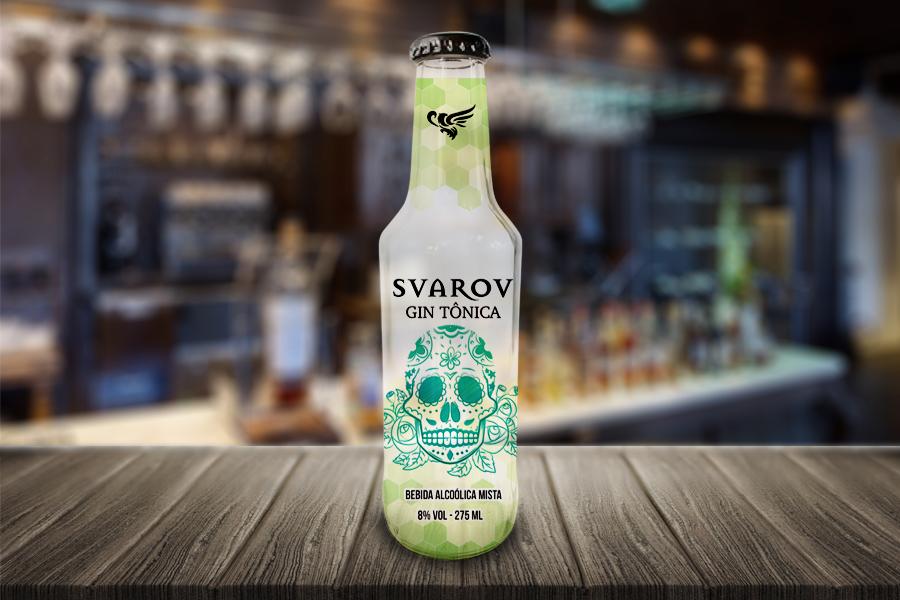 Svarov - mockup