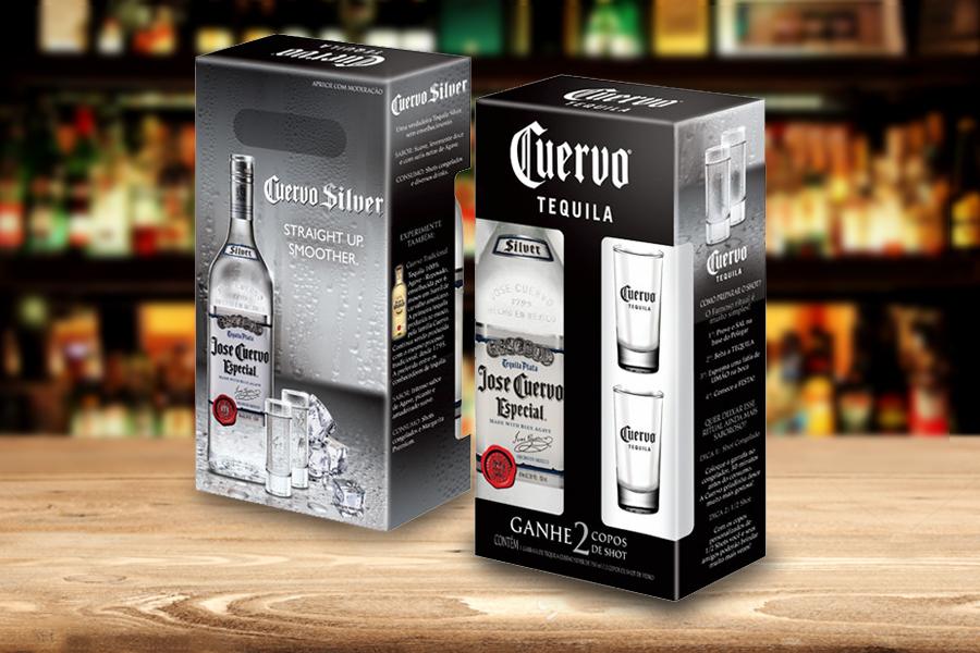 Cuervo - Pack Silver