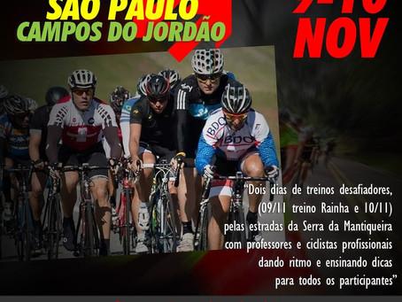 Desafio São Paulo/Campos do Jordão.