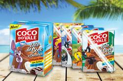 Coco do Vale - leite de coco PPB
