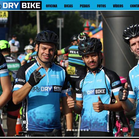 DryBike com novo site