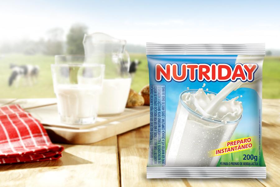 Nutriday - bebida láctea