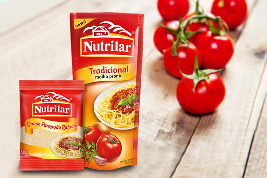 Nutrilar - Molho de tomate