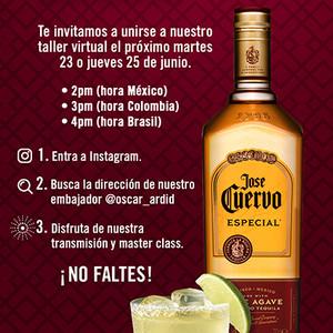 Live de Jose Cuervo