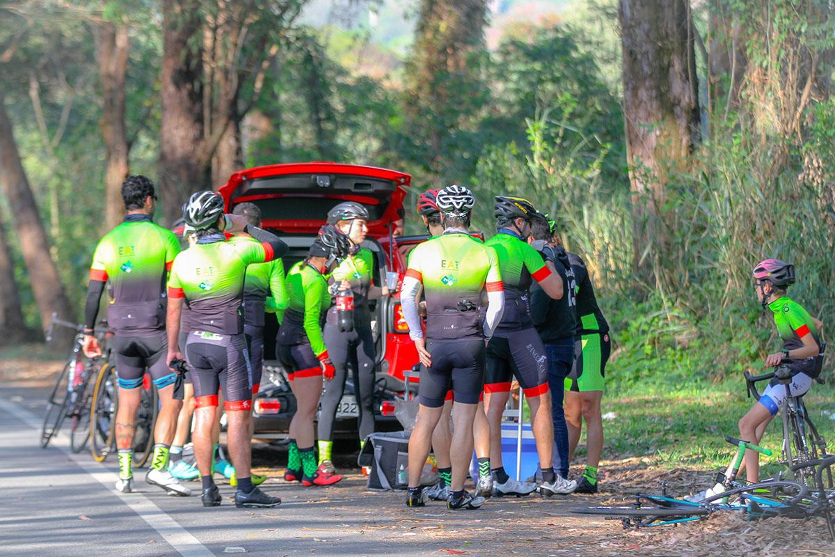 Jean Coloca treinamento ciclismo