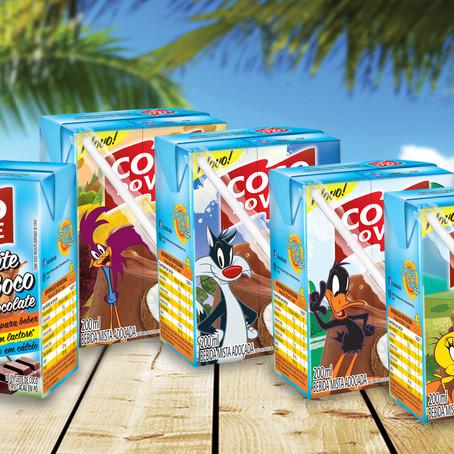 Revista EmbalagemMarca: Leite de Coco pronto para beber é a novidade da Coco do Vale.