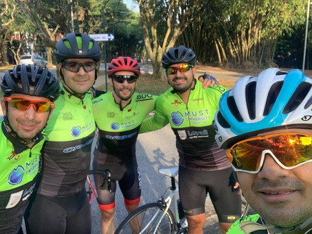 Jean Coloca. Assessoria de Ciclismo.