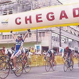 Jogos Abertos. Santos 2000.