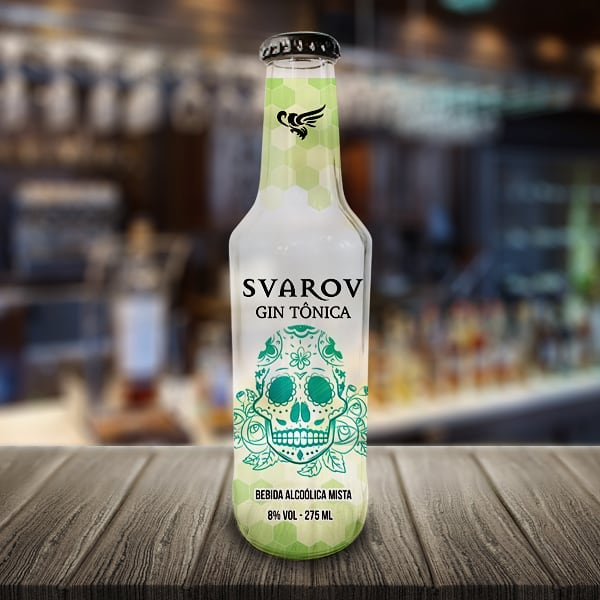 Svarov Gin Tônica