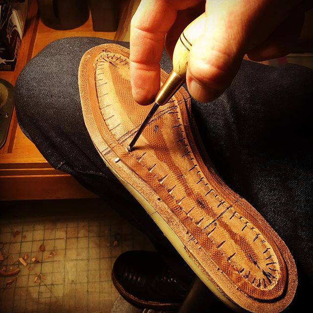 1940M _Dusted Roughout_  Preparing the c
