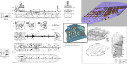 Ship's Prelim Design to Production