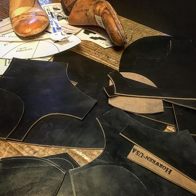 Using only the very best of Horween Leat