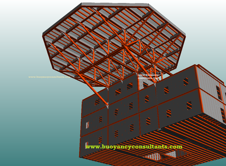 Detail Design of LQ for FPSO Completed