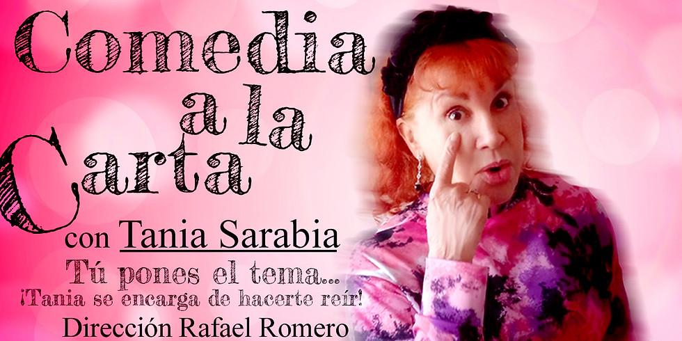 HAY TANIA PA' RATO... con Tania Sarabia (1)