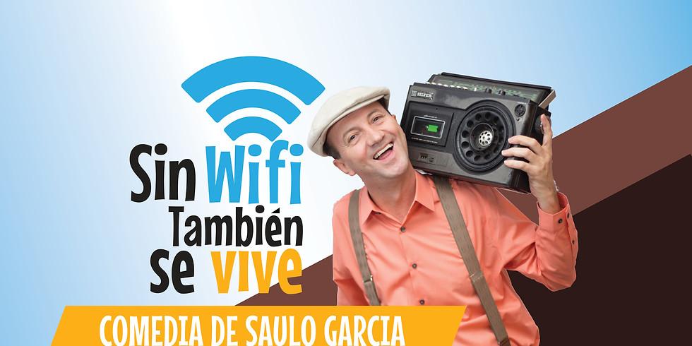 SAULO GARCÍA: Sin Wifi tambien se VIVE (1)