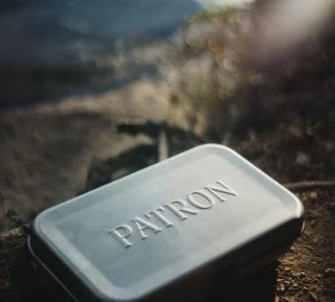 DER PATRON IST DA.