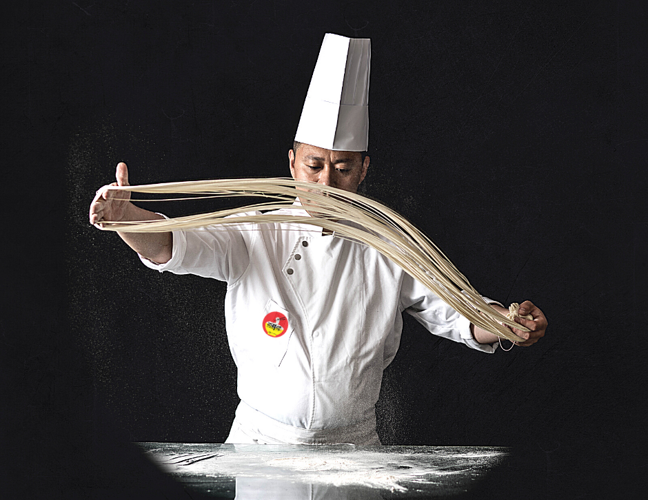 Noodle Master Chef