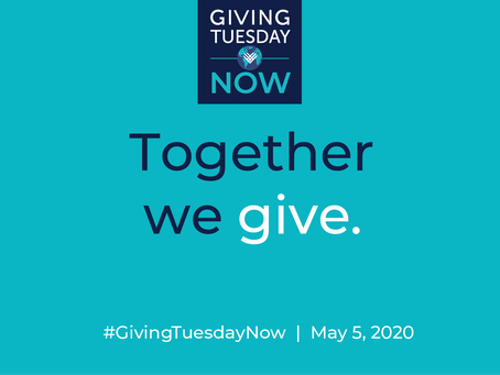Countdown to Giving Tuesday Now