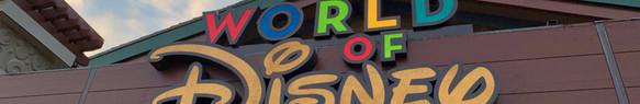 Reinaguracion en Disney Sprongs, Word of Disney