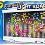 CRAYOLA ULTIMATE LIGHT BOARD TABLET