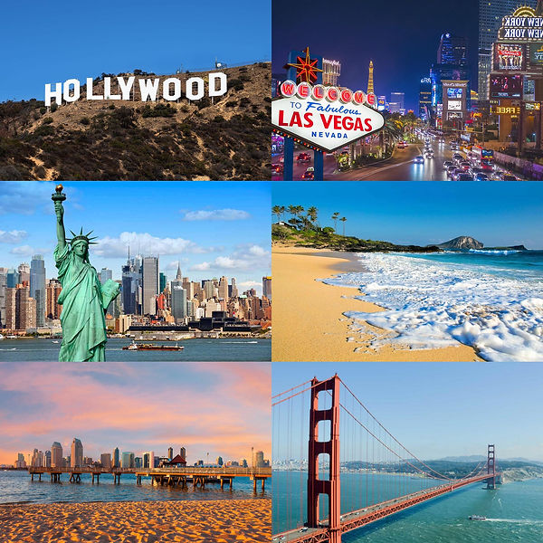 estados unidos viajes paquetes turisticos