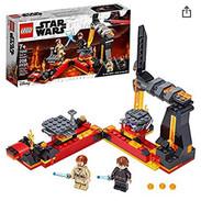 LEGO STAR WARS: VENGANZA DE LOS SITH, DUELO CON MUSTAFAR