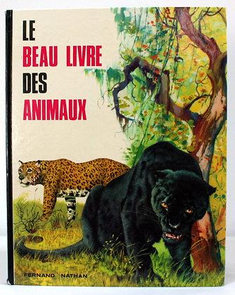 Le beau livre des animaux