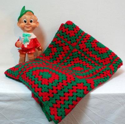 Granny verte et rouge
