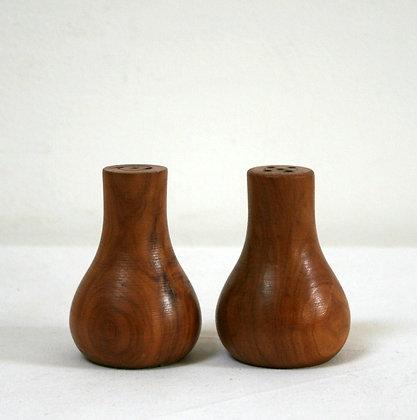Sel et poivre en bois