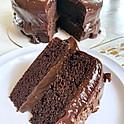 Death by Dark Chocolate Cake