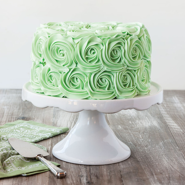 Basic Cakes single color rosette.jpg