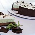 Grasshopper Cheesecake (seasonal)