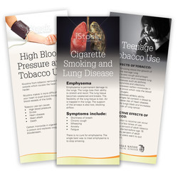 Tobacco Education Cards