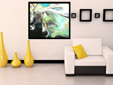 My designs in your home...in your office...on your walls!