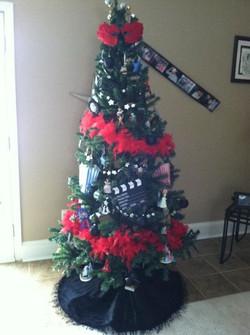 Holiday, Hollywood Theme Tree