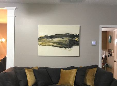 My designs in your home and on your walls!