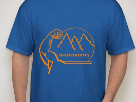 #Mancountry...let's make it viral! Trena's cousin and wife designed this awesome Tshirt desi