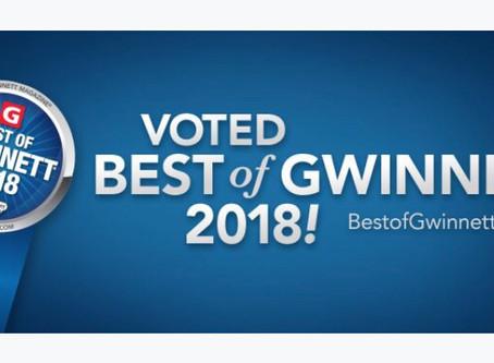 The Best of Gwinnett!
