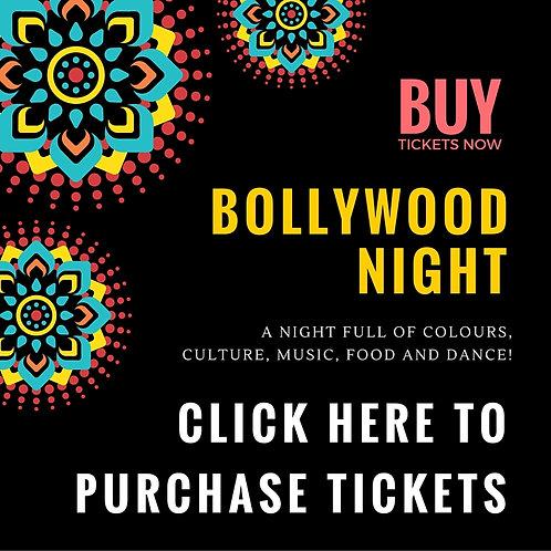 Bollywood Night Ticket