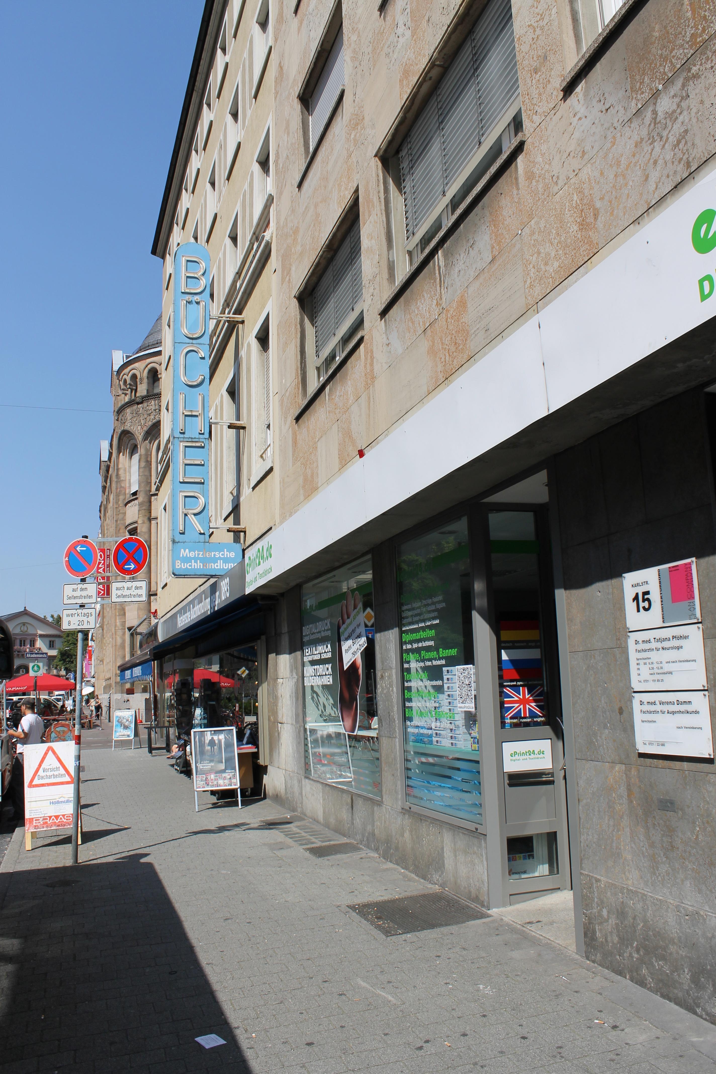 Vermietung Einzelhandel