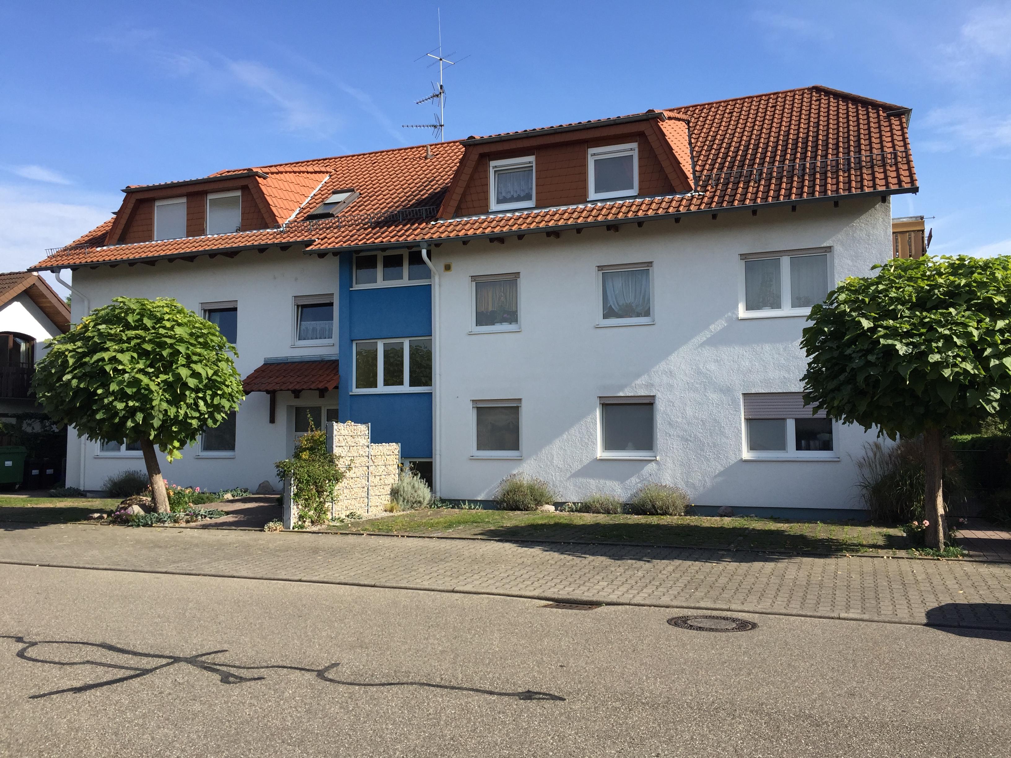 Verwaltung Wohnhaus