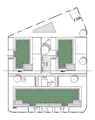Lageplan Neubau Linkenheim