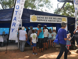 ROTARY SWELLENDAM AT THE AGRICULTURAL SHOW
