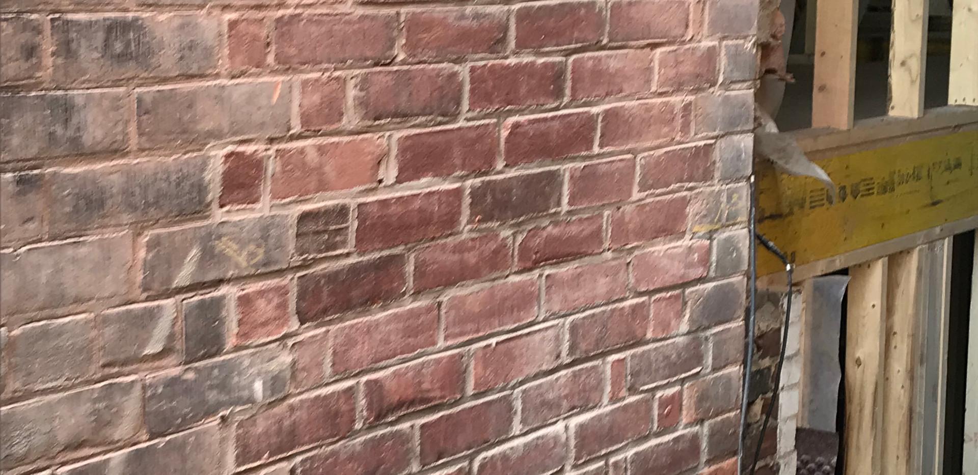 Brick and Sill