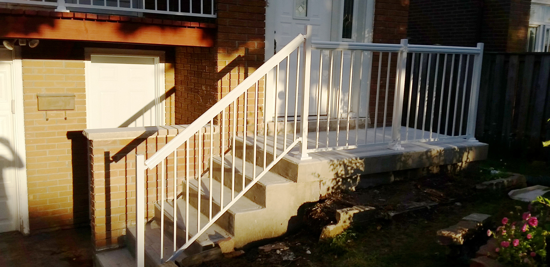 Poured Concrete Steps 3_3