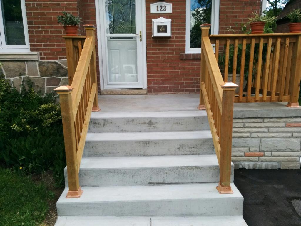 Poured Concrete Steps 2_2