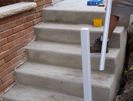 Poured Concrete Steps 3_2