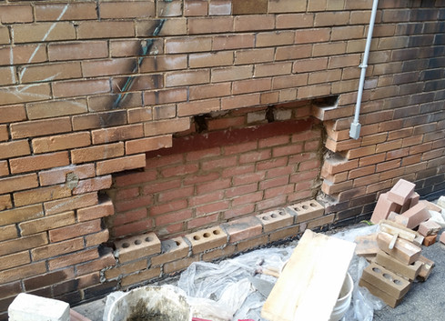 Brick replacment