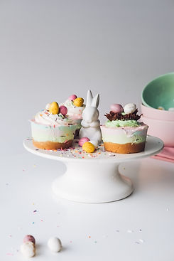Wielkanoc Cupcakes